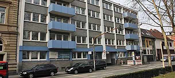 Mainz Hindenburgplatz