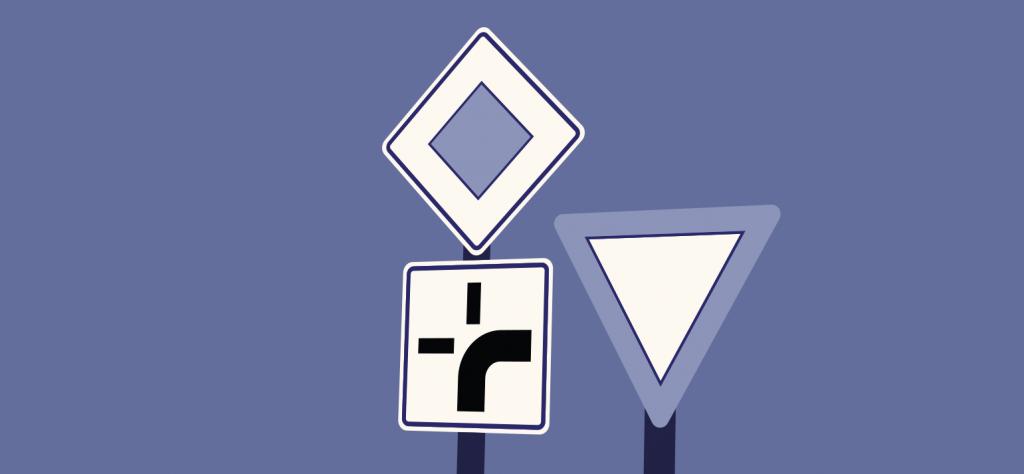 Bild Blogbeitrag Straßenschilder